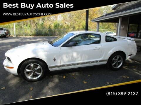 2006 Ford Mustang for sale at Best Buy Auto Sales in South Beloit IL