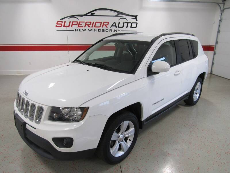 2014 Jeep Compass for sale at Superior Auto Sales in New Windsor NY