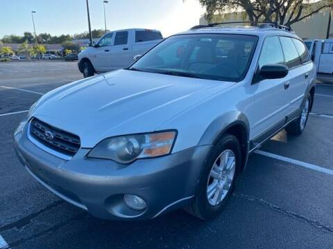 2005 Subaru Outback for sale at Florida Prestige Collection in St Petersburg FL