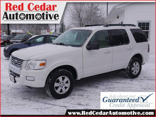 2010 Ford Explorer for sale at Red Cedar Automotive in Menomonie WI