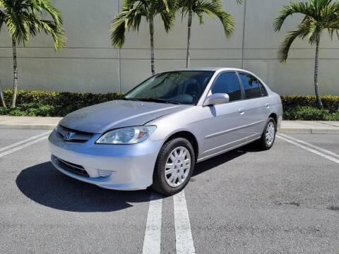 2005 Honda Civic for sale at Keen Auto Mall in Pompano Beach FL