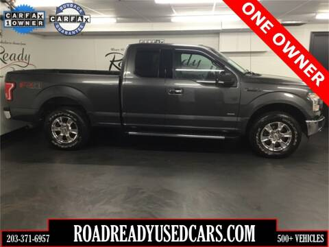 2016 Ford F-150 for sale at Road Ready Used Cars in Ansonia CT