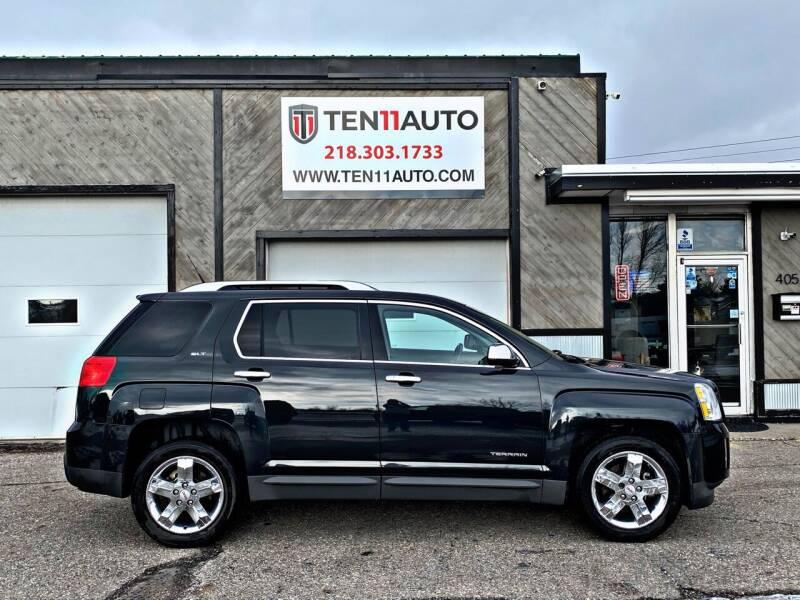 2012 GMC Terrain for sale at Ten 11 Auto LLC in Dilworth MN