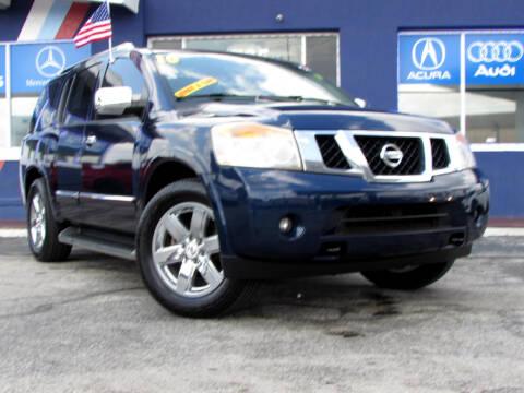 2010 Nissan Armada for sale at Orlando Auto Connect in Orlando FL