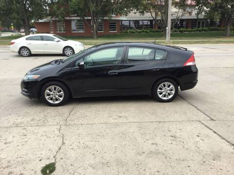 2010 Honda Insight for sale at Mulder Auto Tire and Lube in Orange City IA