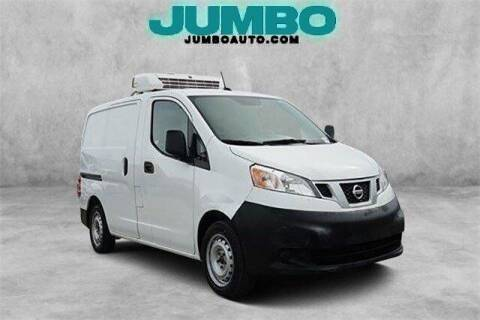 2015 Nissan NV200 for sale at Jumbo Auto & Truck Plaza in Hollywood FL