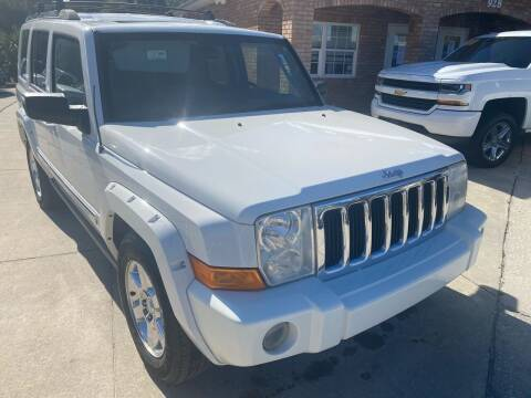 2007 Jeep Commander for sale at MITCHELL AUTO ACQUISITION INC. in Edgewater FL