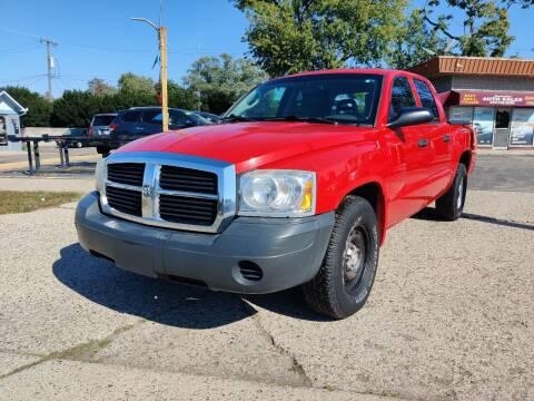 2007 Dodge Dakota for sale at Lamarina Auto Sales in Dearborn Heights MI