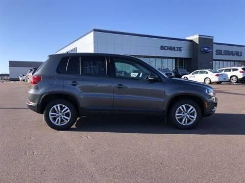 2014 Volkswagen Tiguan for sale at Schulte Subaru in Sioux Falls SD
