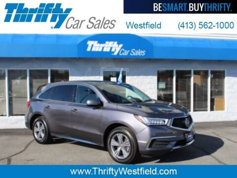 2020 Acura MDX for sale at Thrifty Car Sales Westfield in Westfield MA