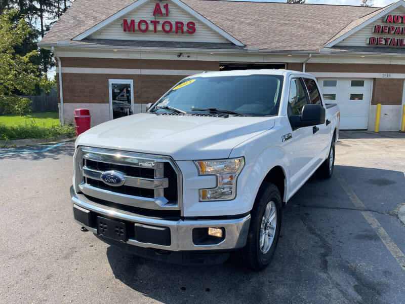 2015 Ford F-150 for sale at A 1 Motors in Monroe MI