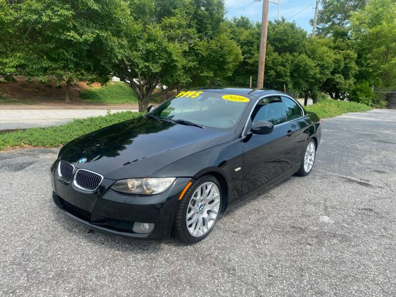 2010 BMW 3 Series for sale at Import Auto Mall in Greenville SC