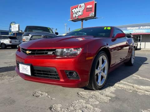 2014 Chevrolet Camaro for sale at MAGIC AUTO SALES, LLC in Nampa ID