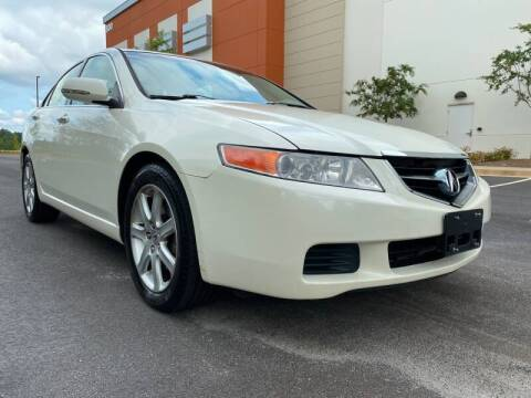 2005 Acura TSX for sale at ELAN AUTOMOTIVE GROUP in Buford GA