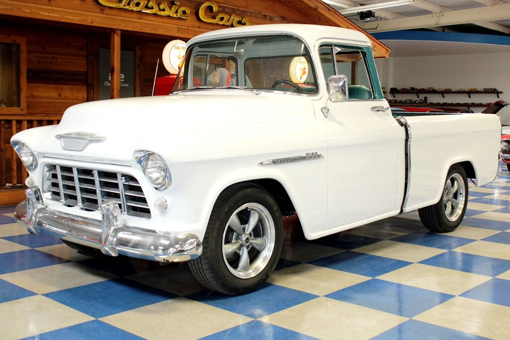 1955 Chevrolet 3100 5