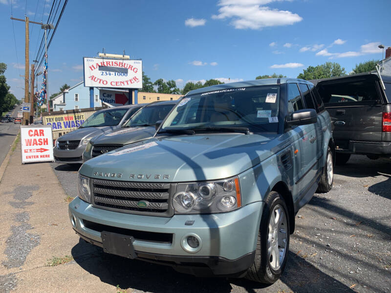 2006 Land Rover Range Rover Sport for sale at Harrisburg Auto Center Inc. in Harrisburg PA