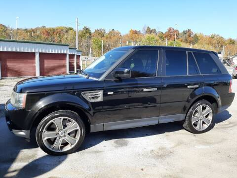 2010 Land Rover Range Rover Sport for sale at Green Tree Motors in Elizabethton TN