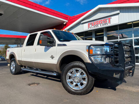 2013 Ford F-250 Super Duty for sale at Furrst Class Cars LLC  - Independence Blvd. in Charlotte NC
