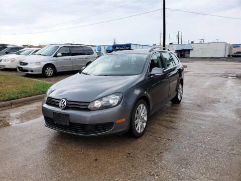 2013 Volkswagen Jetta for sale at Image Auto Sales in Dallas TX