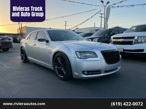 2012 Chrysler 300 for sale at Rivieras Truck and Auto Group in Chula Vista CA