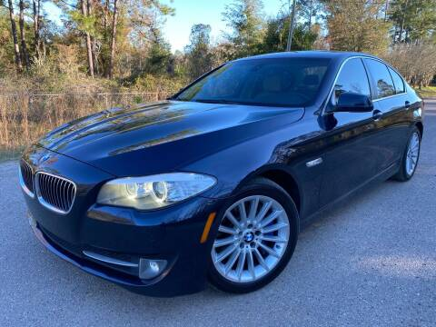 2011 BMW 5 Series for sale at Next Autogas Auto Sales in Jacksonville FL