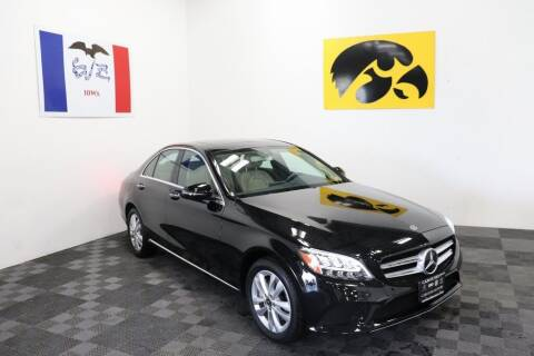 2019 Mercedes-Benz C-Class for sale at Carousel Auto Group in Iowa City IA