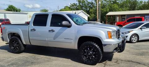 2011 GMC Sierra 1500 for sale at Aaron's Auto Sales in Poplar Bluff MO