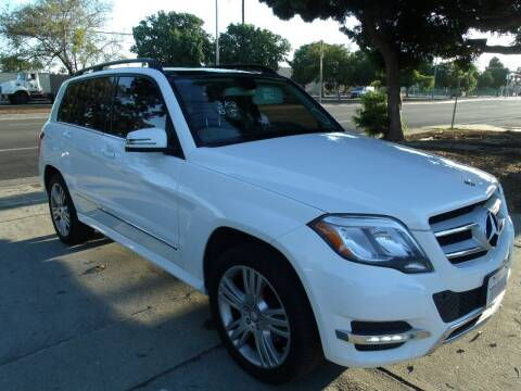 2014 Mercedes-Benz GLK for sale at Hollywood Auto Brokers in Los Angeles CA