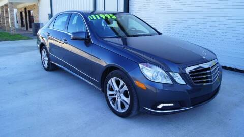 2010 Mercedes-Benz E-Class for sale at Deaux Enterprises, LLC. in Saint Martinville LA
