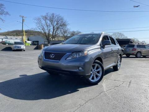 2012 Lexus RX 350 for sale at Auto Credit Group in Nashville TN