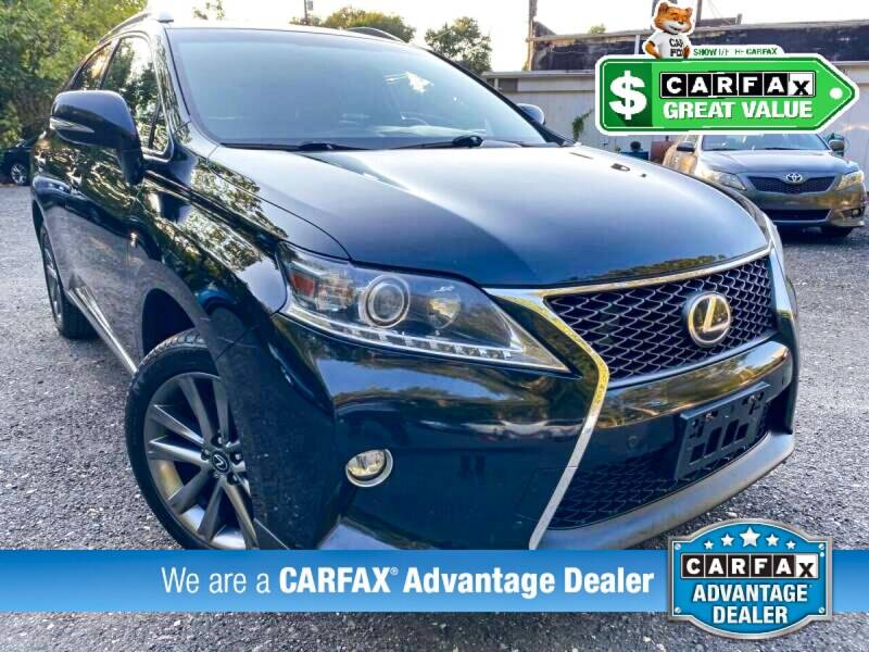 2015 Lexus RX 350 for sale at High Rated Auto Company in Abingdon MD