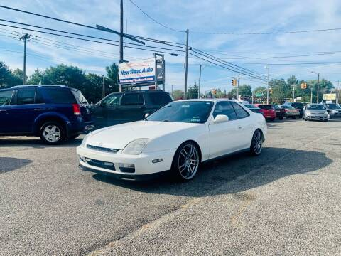 1999 Honda Prelude for sale at New Wave Auto of Vineland in Vineland NJ