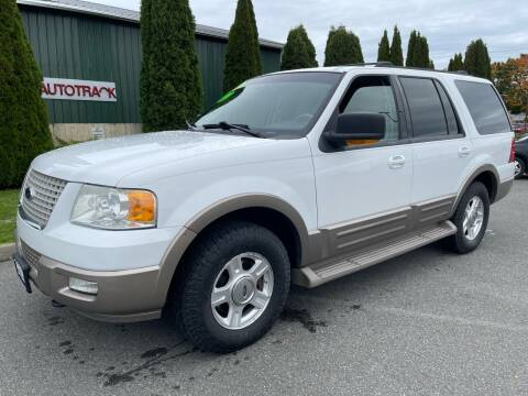 2004 Ford Expedition for sale at AUTOTRACK INC in Mount Vernon WA