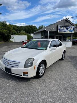 2007 Cadillac CTS for sale at Frontline Motors Inc in Chicopee MA
