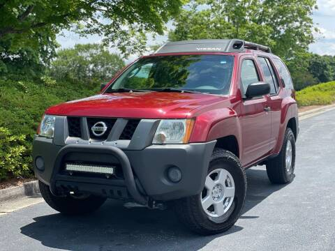2007 Nissan Xterra for sale at William D Auto Sales in Norcross GA