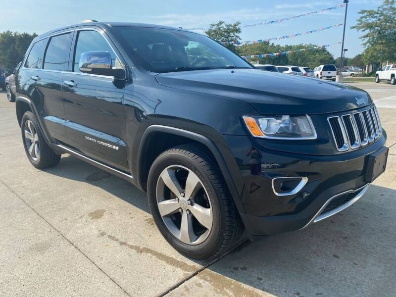 2015 Jeep Grand Cherokee for sale at Sandusky Auto Sales in Sandusky MI