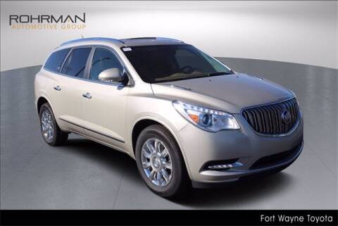 2013 Buick Enclave for sale at BOB ROHRMAN FORT WAYNE TOYOTA in Fort Wayne IN