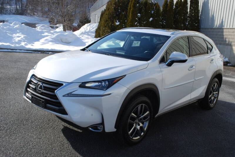 2016 Lexus NX 200t for sale at New Milford Motors in New Milford CT
