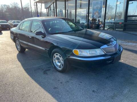 2002 Lincoln Continental for sale at Smart Buy Car Sales in St. Louis MO