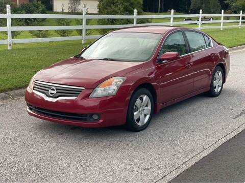 2008 Nissan Altima for sale at Two Brothers Auto Sales in Loganville GA