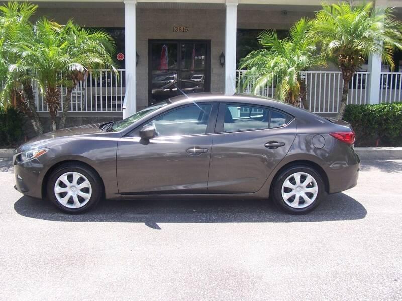 2015 Mazda MAZDA3 for sale at Thomas Auto Mart Inc in Dade City FL