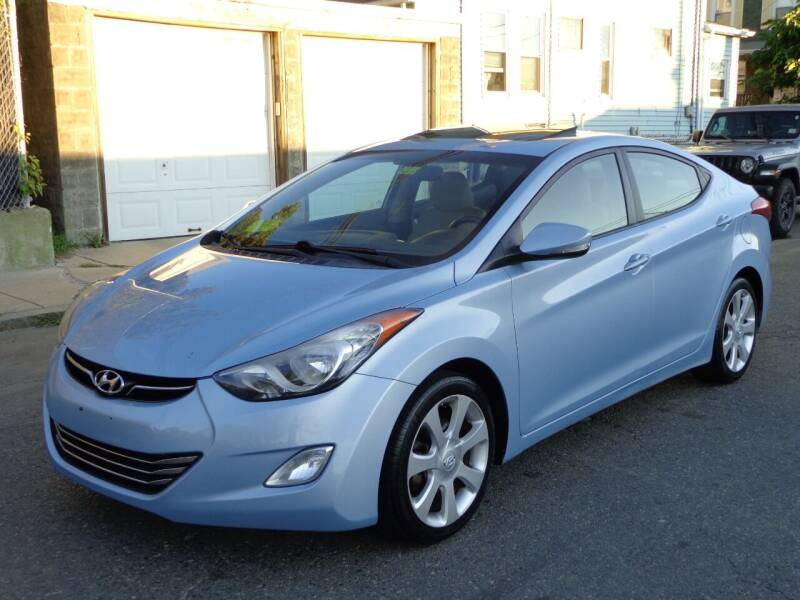 2013 Hyundai Elantra for sale at Broadway Auto Sales in Somerville MA