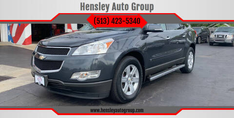 2010 Chevrolet Traverse for sale at Hensley Auto Group in Middletown OH