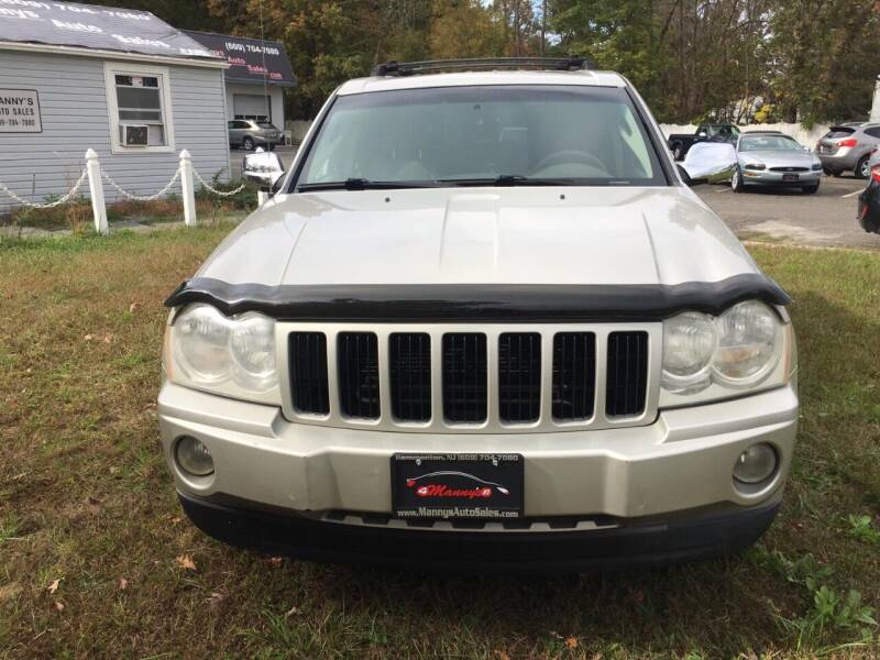 2007 Jeep Grand Cherokee for sale at Manny's Auto Sales in Winslow NJ
