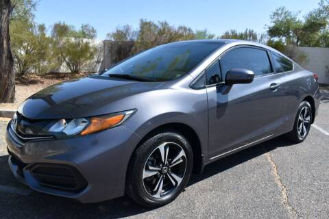 2014 Honda Civic for sale at AMERICAN LEASING & SALES in Tempe AZ