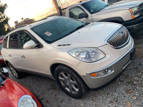 2008 Buick Enclave for sale at Trocci's Auto Sales in West Pittsburg PA