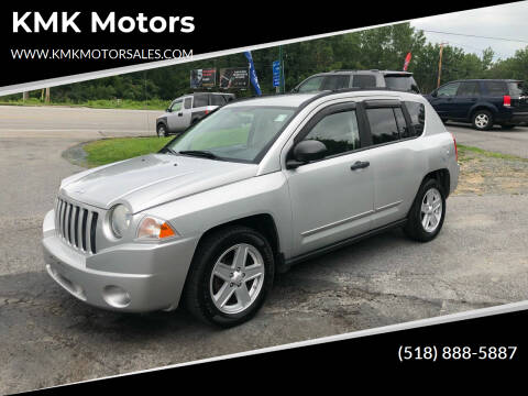 2008 Jeep Compass for sale at KMK Motors in Latham NY