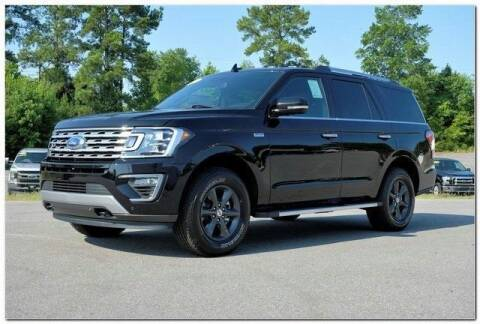 2020 Ford Expedition for sale at WHITE MOTORS INC in Roanoke Rapids NC