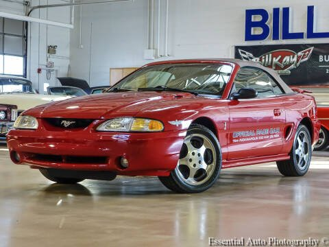 1994 Ford Mustang SVT Cobra for sale at Bill Kay Corvette's and Classic's in Downers Grove IL