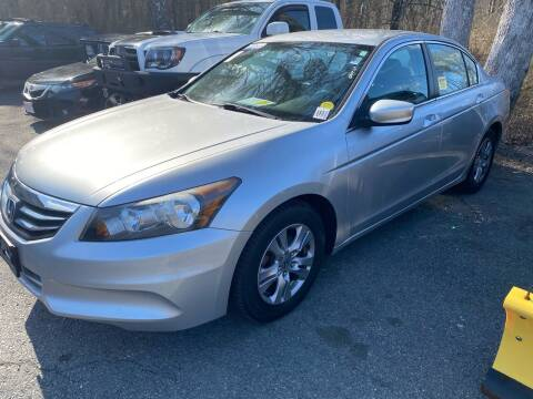 2012 Honda Accord for sale at Mike's Auto Sales in Westport MA